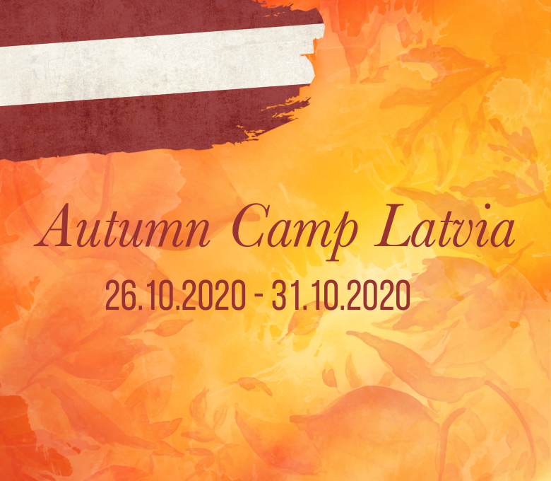 Autumn Figure Skating Camp 2019 for children of all ages in Tukums, Latvia